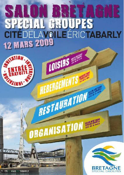 Carte Cezam Bretagne.Salon Du Tourisme Bretagne Special Groupes A Lorient