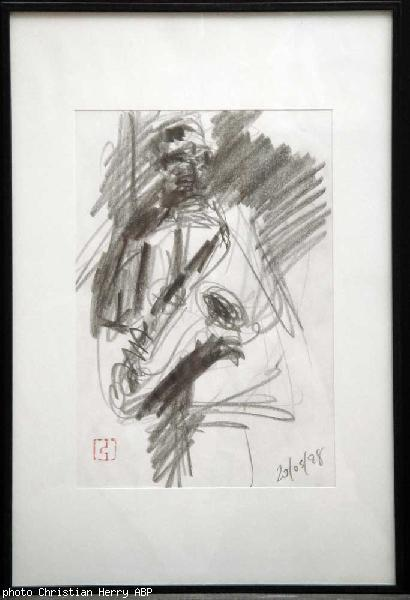Croquis Jazz Christian Herry