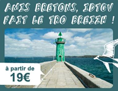 Billets Car Brest St Brieuc