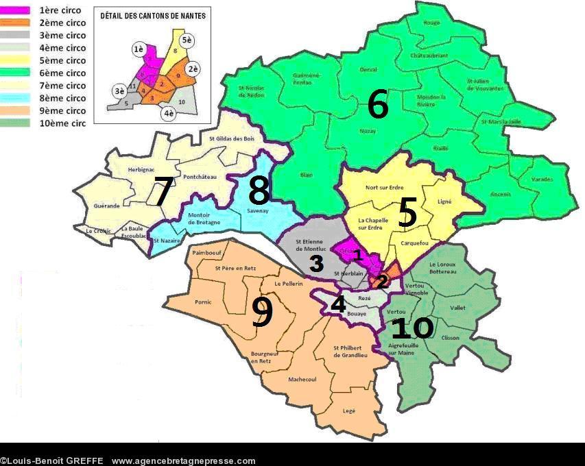 Législatives 7ème circonscription