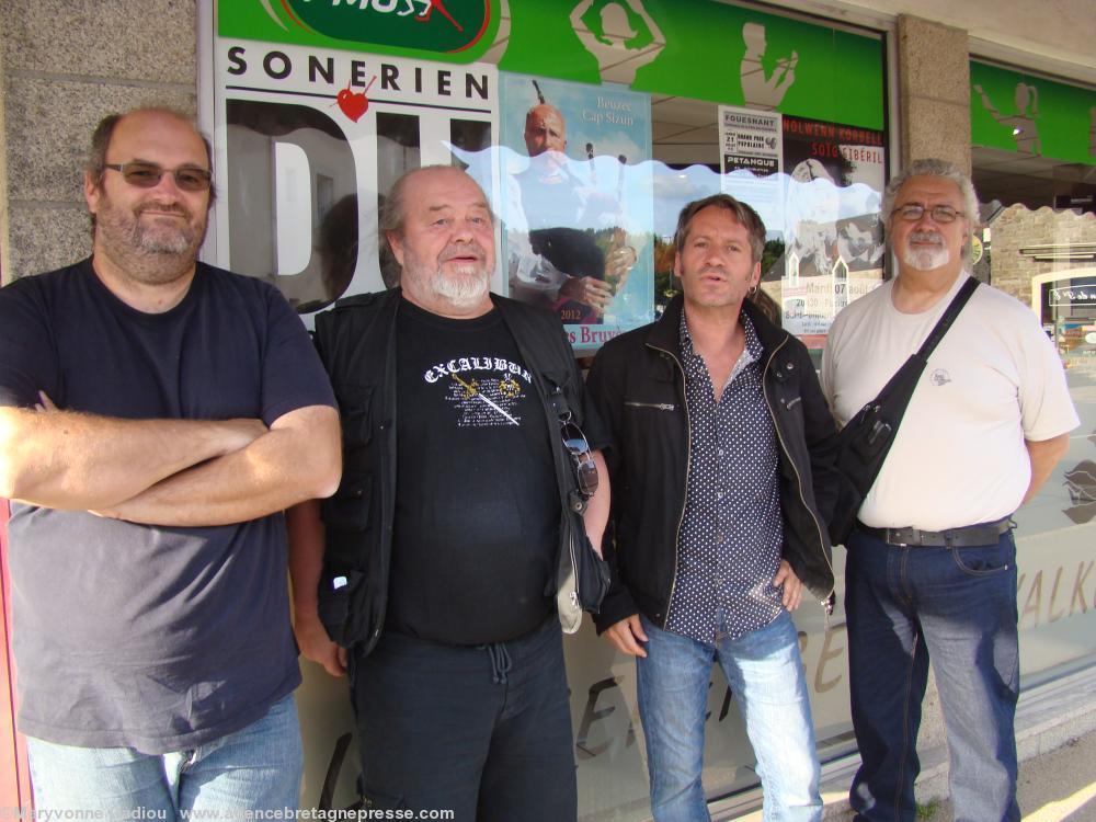 Succès du Fest-Noz à Saint-Evarzec
