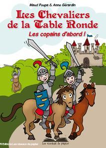 D dicace du livre les chevaliers de la table ronde les - Les chevaliers de la table ronde livre ...