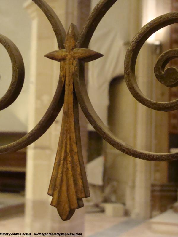 visite en images de la chapelle de l 39 immacul e lors de la messe anne de bretagne nantes le 9. Black Bedroom Furniture Sets. Home Design Ideas