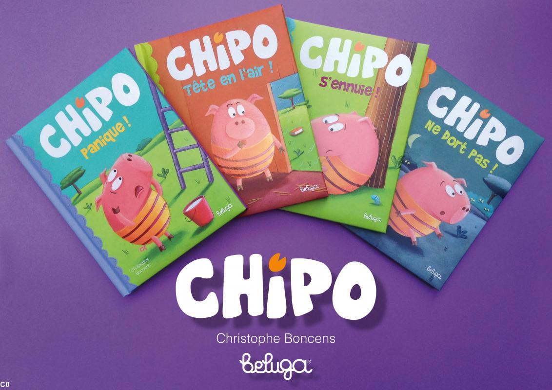 Chipo ne dort pas ! - Christophe Boncens