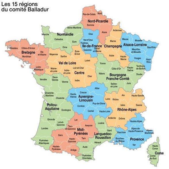 Nantes carte de france voyages cartes - Port autonome du centre et de l ouest ...