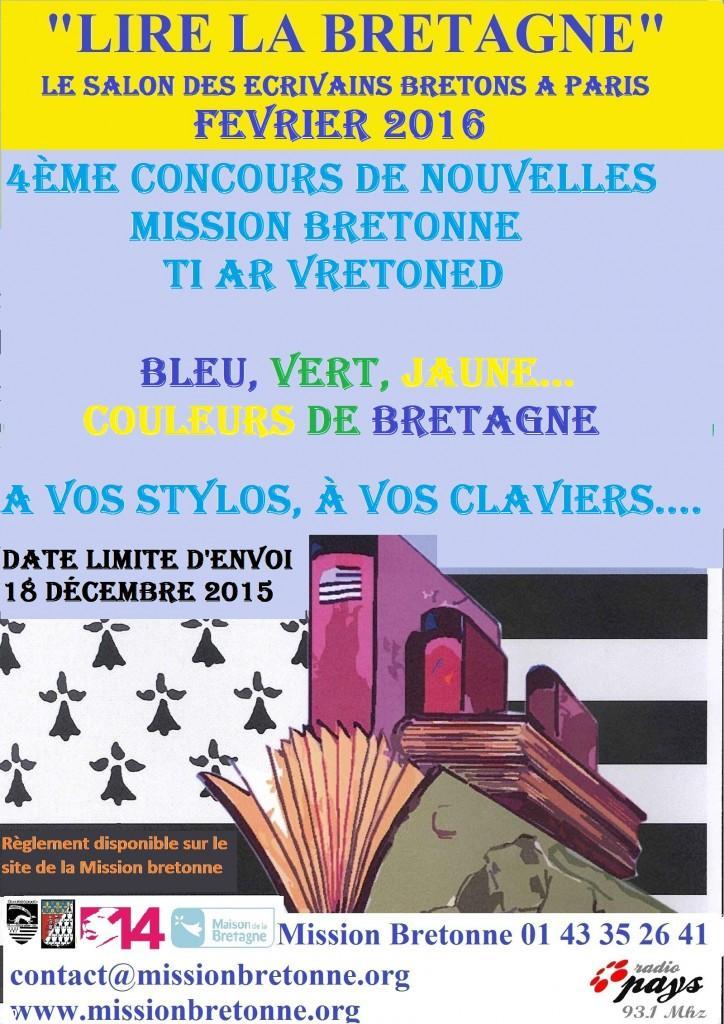 Salon du livre lire la bretagne le 6 f vrier 2016 pa for Salon du livre lorient
