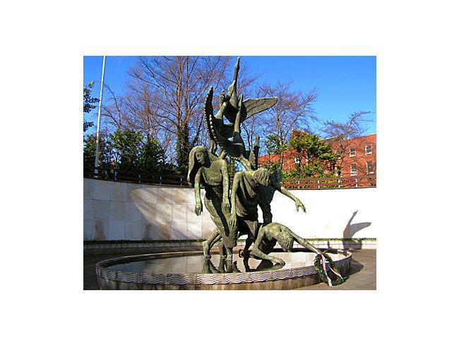 Irlande 1916 2016 une proposition de voyage scolaire for Jardin anglais guingamp