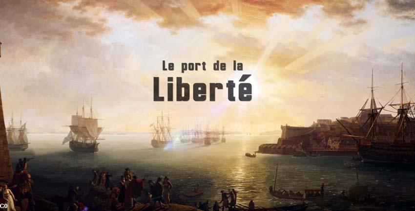 Brest - Port de la Liberté [Exposition] - Magazine cover