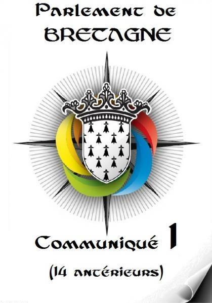 The Awakened Parliament of Brittany's logo.