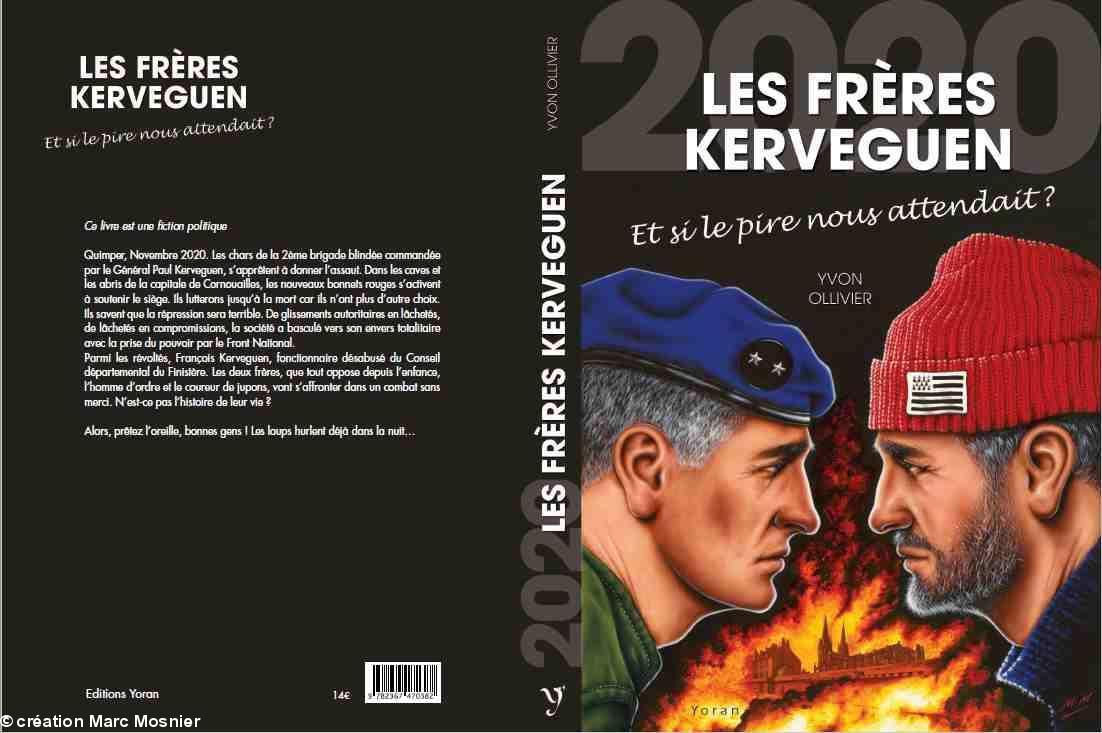 offres exclusives grande remise pour Excellente qualité Avec 'Les Frères Kerveguen' d'Yvon Ollivier, les Bonnets ...