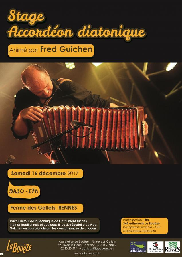 stage fred guichen