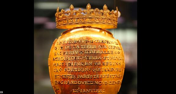 Le reliquaire du cœur d'Anne de Bretagne a été retrouvé