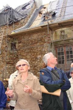Manoir breton des XIV-XVe siècles de La Hélardière. Donges Loire-Atlantique. Viviane Bosse-Perus et Michaël Jones. 24 24453_1.jpg