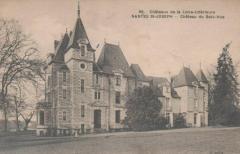 Le château de Boishue près Nantes au début du XXe siècle. 24 24768_1.jpg