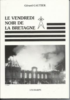 incendie du parlement de bretagne 4 5 f vrier 1994 un. Black Bedroom Furniture Sets. Home Design Ideas