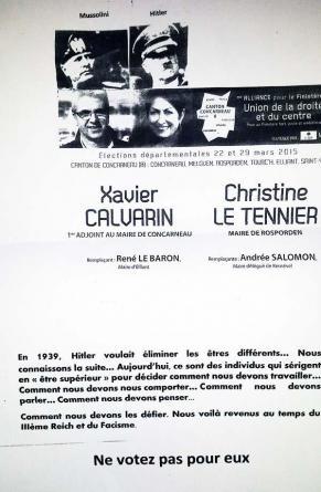 Christine le tennier porte plainte pour diffamation l - Delai pour porter plainte pour diffamation ...