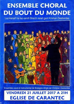 L'Ensemble Choral du Bout du Monde en concert à Carantec le vendredi 21 juillet à 21h 42 42651_2.jpg