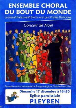 L'Ensemble Choral du Bout du Monde en concert à Pleyben le dimanche 17 décembre 43 43748_2.jpg