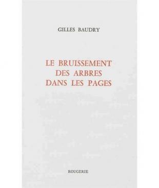 Gilles Baudry Le bruissement des arbres dans les pages 44 44069_1.jpg