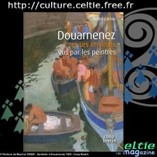 Peinture de Maurice DENIS - Sardinier à Douarnenez 1929 - Coop Breizh