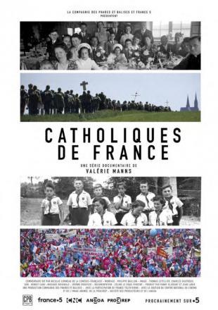 Affiche du film projeté en trois épisodes sur France 5 les dimanches 18 et 25 novembre et 2 décembre 2018 à 22 h 35.