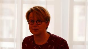 Nathalie Appérré, maire de Rennes