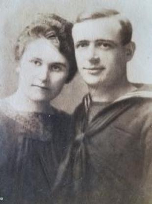 Edward et Marie-Perrine