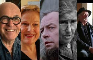 Yann Fañch Kemener, Rozenn Milin, Glenmor, Anjela Duval, Erik Marchand.