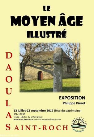 Le Moyen Âge illustré (Daoulas, 13 juillet-22 septembre 2019)