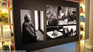 Toni Morrison au Nobel Museum