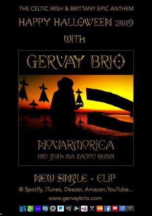 présentation visuelle du nouveau titre de Gervay Brio