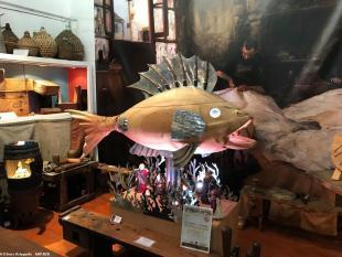 Depuis 1997, le musée des Thoniers organise cette exposition haute en couleurs, insolite : les crèches maritimes.