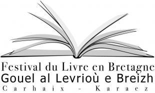 Festival du livre de Carhaix, logo