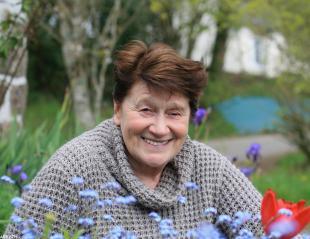 Angèle Jacq (photo : Philippe Argouarch , archives ABP)