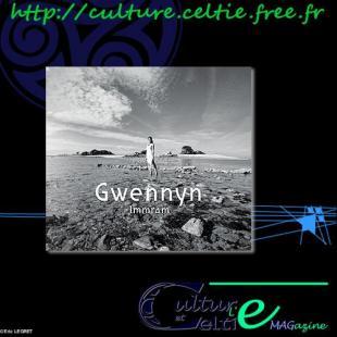 "Jaquette du CD ""Immram"" de Gwennyn"