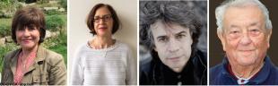 DanièleNovello Floc'hlay, Yvette Peaudecerf, Denez Prigent,  Bernard Audic