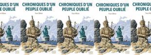 """photo de la couverture du livre """"chronique d"""