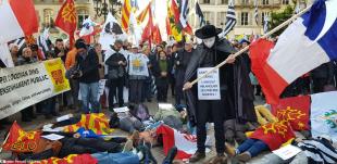 Manifestation unitaire à Paris (photo Sophie Peron, archives ABP)