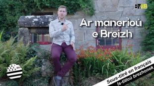 Les manoirs bretons