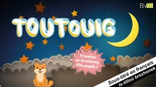 Toutouig, une émission de Bretagne pour favoriser la transmission de la langue bretonne dans les familles.