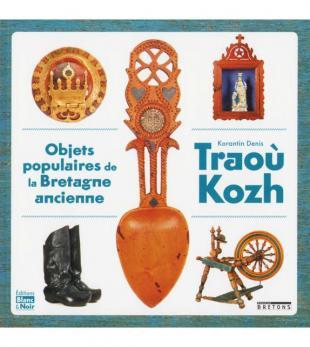Troù Koz  BLANC & NOIR   Auteur KORANTIN DENIS   GenreBeaux livres illustrés PrésentationBroché Nb de pages124 Dimensions21 x 21 cm Parution2021-10